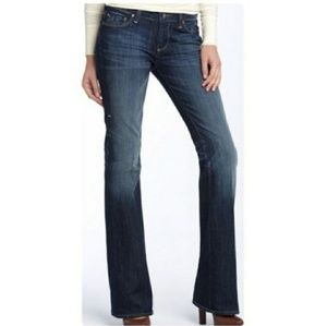 PAIGE Jeans Hollywood Hills Bootcut Size 29